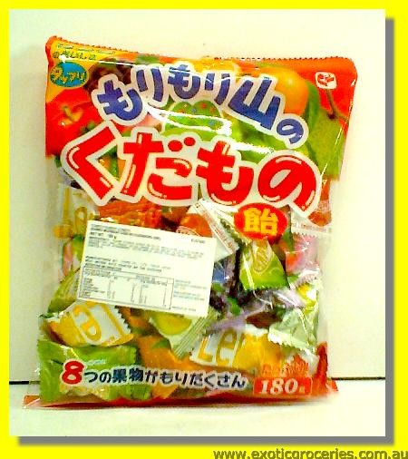 Assorted Fruit Candy
