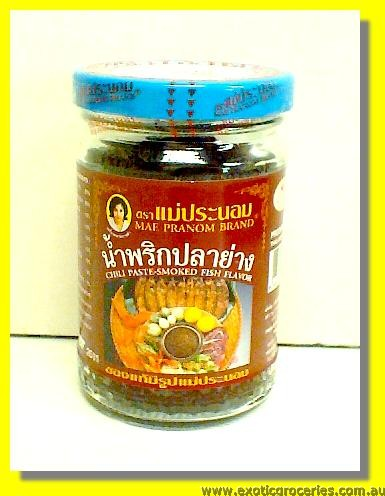 Chilli Paste Smoked Fish Flavour