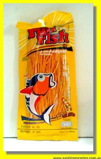 Fish Snack BBQ Flavour